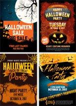 8 Halloween Graphics Pack