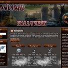 Graveyard Halloween WP HTML Templates