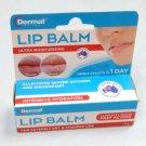 Dermal Therapy Lip Balm Ultra-moisturising 10g ladies men lips care