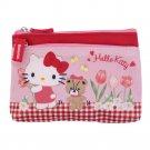 Sanrio Hello Kitty Two-Zip Pouch bag coin purse cards case