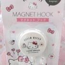 Sanrio HELLO KITTY White Magnetic Hook home kitchen fridge ladies girls