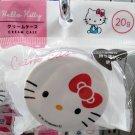 2 x Sanrio Hello Kitty Die Cut Cream Case Loose Powder Compact Container DIY Makeup Powder Case 20g