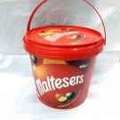 Maltesers Milk Chocolate Malt Ball in Bucket 465g choco snacks party sweets treats