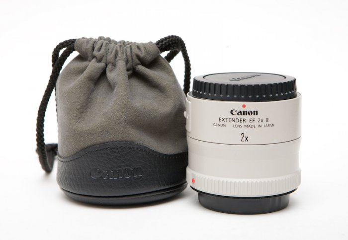 Canon 2x Extender Mark II