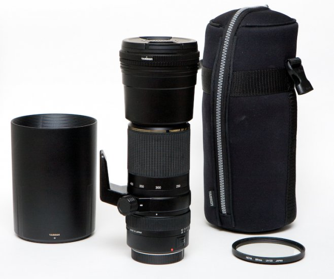 Tamron 200-500mm f/5-6.3 SP AF Di (Canon Mount)
