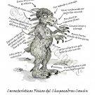 Anatomía de un Chupacabras