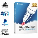Corel WordPerfect Office X9 Home & Student GENUINE GUARANTEE
