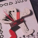 Good JUJU Pin ~ Free Shipping US Canada