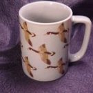 Otagiri Japan Art Mug ~ Flying Canadian Geese