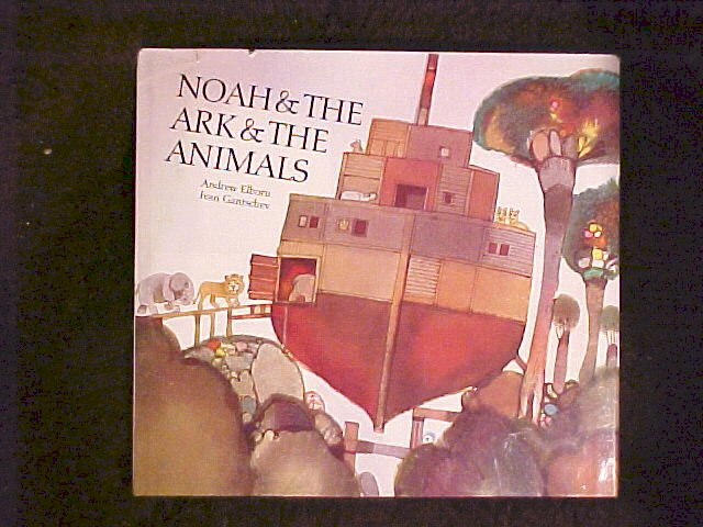Noah's Ark and the Animals HC Children's Book
