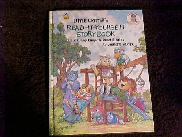 Mercer Meyer Little Critter Deluxe Book