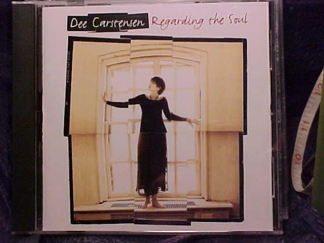 Jazz CD Dee Cartensen Regarding The Soul