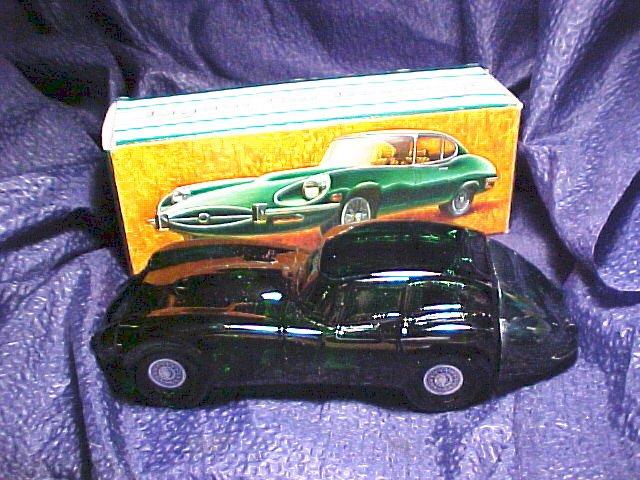 Jaguar Car NEW OS Avon Collectable Decanter  5oz Cologne