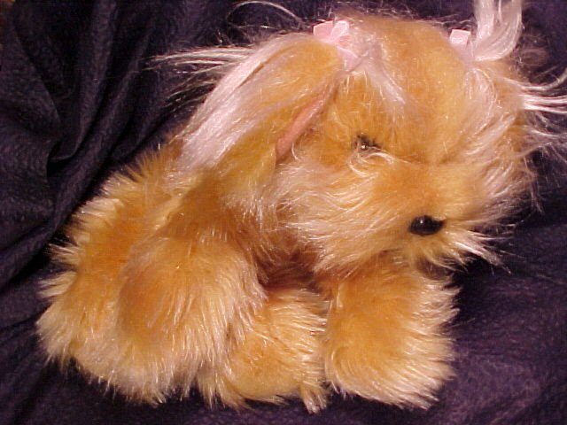 Russ Berrie Plush Stuffed Dog Sparkles the Puppy - Free shipping