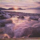 Sunset Glacier National Park 500 Pc Springbok Puzzle - Free Shipping