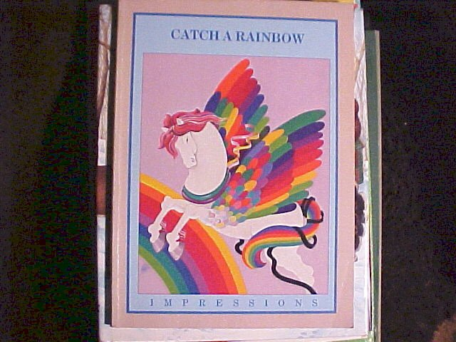 Catch a Rainbow by Booth (1989) School Reading Book