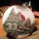 vintage Larry Bird Button