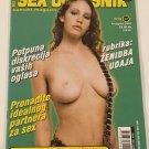 Erotic magazine - Sex contact magazine Sex oglasnik 42