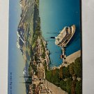 UNUSED VINTAGE POSTCARD - LUZERN MIT RIGI SWITZERLAND (KK2569)