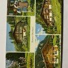 UNUSED MULTI VIEW VINTAGE POSTCARD - BERNER OBERLAND SWITZERLAND (KK2569)