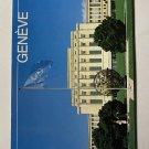 UNUSED VINTAGE POSTCARD - LE PALAIS DES NATIONS GENEVE SWITZERLAND (KK2569)