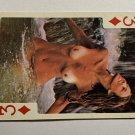 SINGLE 1 PLAYING SWAP CARD - LAS VEGAS GLAMOUR GIRL 3 DIAMONDS (TT564)