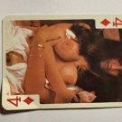 SINGLE 1 PLAYING SWAP CARD - LAS VEGAS GLAMOUR GIRL 4 DIAMONDS (TT564)