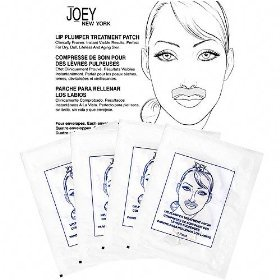 LIP PLUMPER PATCH mask-JOEY NEW YORK SKIN CARE-Erase Wrinkles Fine Lines-Younger Lips! NEW!