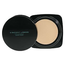 VINCENT LONGO Honey Pecan #11 WATER CANVAS Creme-to-Powder oil-free Face Foundation NEW