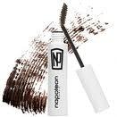 Long Black BROWN Mascara NAPOLEON PERDIS Natural Beeswax Fortify Eyelashes ~ CHOCOLATE BROWN