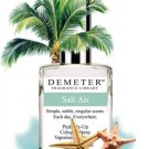 SALT AIR Demeter Fragrance Library Pick-Me Up COLOGNE SPRAY 1.0 new!