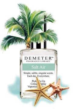 SALT AIR Demeter Fragrance Library Pick-Me Up COLOGNE SPRAY 1.0 new!