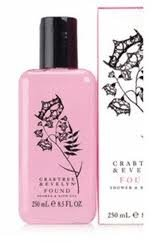 Crabtree & Evelyn FOUND BATH & SHOWER GEL grapefruit CASIS bay rose CARAMEL retired! NEW