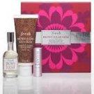 fresh f21c BROWN SUGAR MUSE Gift Set EAU DE PARFUM Body Cream ROSE TINTED LIP TREATMENT BALM new!