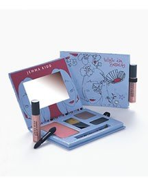 Jemma Kidd WALK IN BEAUTY ESSENTIAL GLAMOUR Palette Face Makeup Compact eye shadow/blush/lip gloss