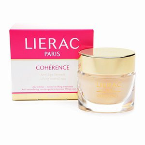 LIERAC PARIS Cohérence Cou ANTI-AGE NECK CHEST FIRMER TREATMENT CREAM anti-aging creme