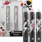 TOKIDOKI Scent Sticks Trio ADIOS & CIAO CIAO & SIBERIA Solid Retractable Fragrance Perfume Pens