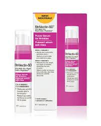 StriVectin-SD 10% NIA-114 Plant Cells Peptides POWER SERUM for WRINKLES 1-Week Supply Travel/Trial