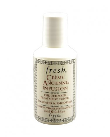 FRESH INC Crème Ancienne Infusion Ultimate Skin Treatment Toner TRAVEL rose bamboo lavender water