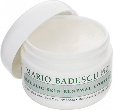 Mario Badescu Skin Care GLYCOLIC SKIN RENEWAL COMPLEX am/pm Face Cream Treatment