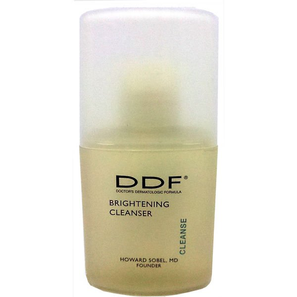 DDF Doctors Dermatologic Formula BRIGHTENING CLEANSER evens smoothes skin tone texture FACE BODY
