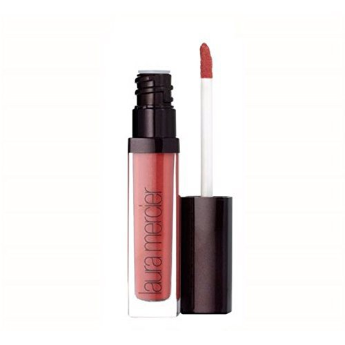 laura mercier Lip Glace non-sticky enhancing Gloss dusty rose shimmer Desert Rose NEW Tube