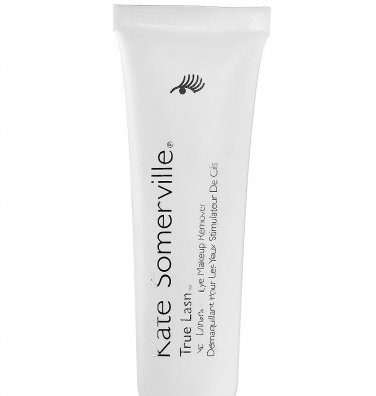 Kate Somerville TRUE LASH EyeLash Enhancing Eye Makeup Remover TRAVEL MINIATURE