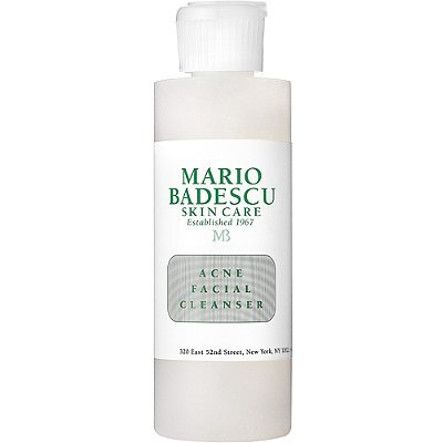 * Mario Badescu Skin Care ACNE FACIAL CLEANSER salicylic acid Aloe Vera chamomile Foaming Wash