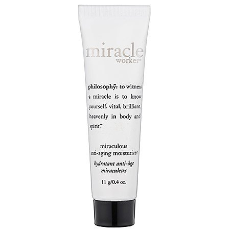 Philosophy MIRACLE WORKER miraculous ANTI-AGING MOISTURIZER satin face cream lotion