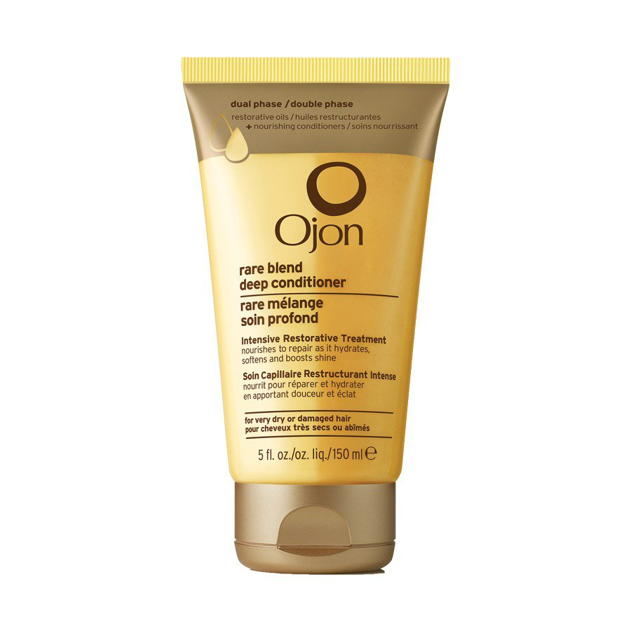 OJON Rare Blend Deep Conditioner INTENSIVE RESTORATIVE TREATMENT Repair Nourish Dry Hair DUAL-PHASE