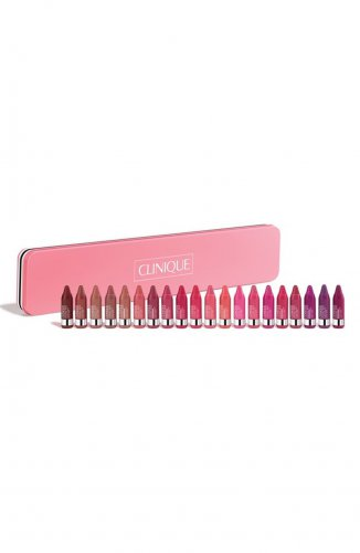 Clinique TINY TEMPTATIONS COLLECTION 20-CHUBBY STICK reds pinks nudes LIPS Lipstick NEW SET
