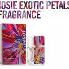 JOSIE NATORI 2015 Limited Edition EXOTIC PETALS Eau de Toilette EDT Honeysuckle freesia WOODS