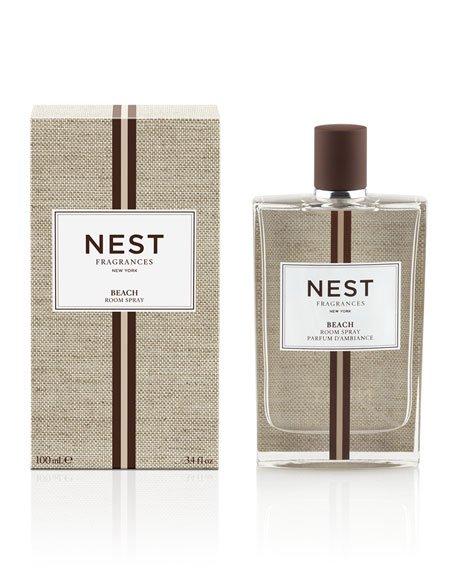 NEST New York SLATKIN Fragrances BEACH ROOM SPRAY water Coconut melon Woods lotus Summer Seasonal