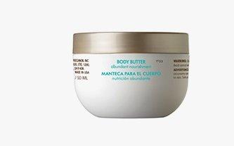 MoroccanOil BODY BUTTER Moroccan Argan shea Cocoa mango Squalene oils Cream Moisturizer travel